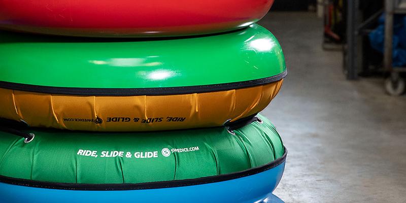 Colourful Tubby tubes